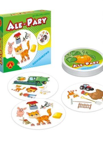 Zdjęcie Ale pary Gospodarstwo mała gra podróżna ALEXANDER - producenta ALEXANDER