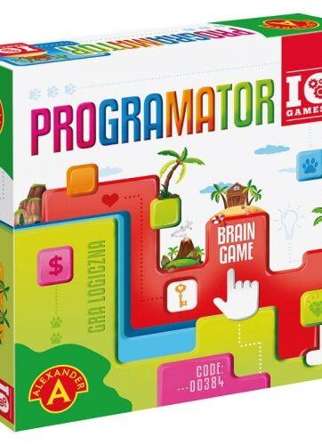 Zdjęcie Alexander Gra logiczna Programator - producenta ALEXANDER