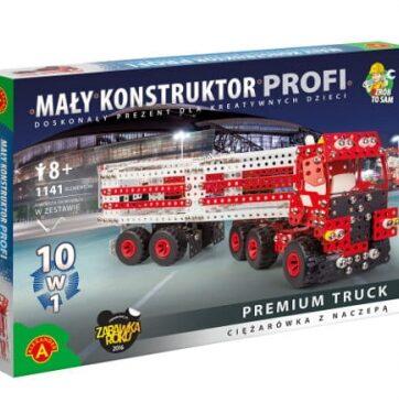 Zdjęcie Alexander Mały Konstruktor 10w1 Premium truck - producenta ALEXANDER