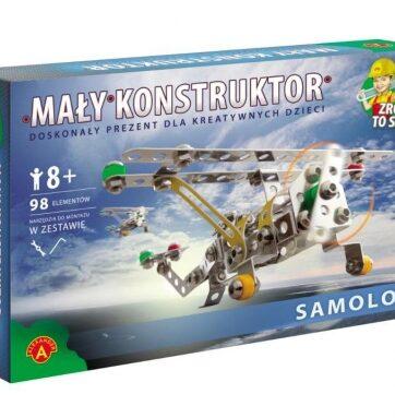 Zdjęcie Alexander Mały Konstruktor II - Samolot - producenta ALEXANDER