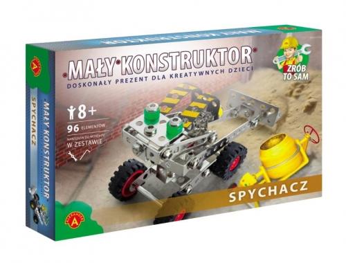 Zdjęcie Alexander Mały Konstruktor II - Spychacz - producenta ALEXANDER