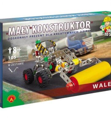 Zdjęcie Alexander Mały Konstruktor II - Walec - producenta ALEXANDER