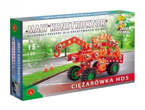 Zdjęcie Alexander Mały Konstruktor Kolorowy - Ciężarówka Hds - producenta ALEXANDER