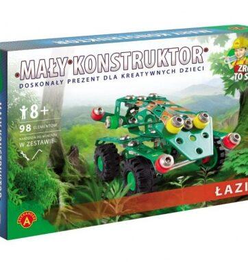 Zdjęcie Alexander Mały Konstruktor Kolorowy - Łazik - producenta ALEXANDER