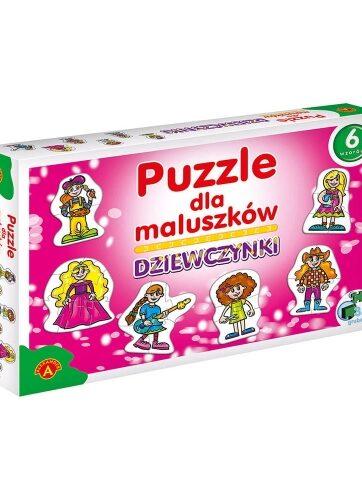 Zdjęcie Alexander Puzzle dla maluszków Dziewczynki - producenta ALEXANDER
