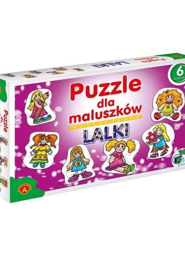 Zdjęcie Alexander Puzzle dla maluszków Lalki - producenta ALEXANDER