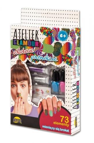 Zdjęcie Atelier Glamour zestaw do paznokci - producenta DROMADER