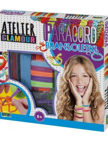 Zdjęcie Atelier Glamour zestaw do tworzenia bransoletek - producenta DROMADER