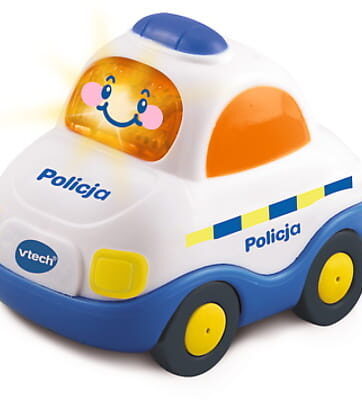 Zdjęcie Autko Policja Mówi