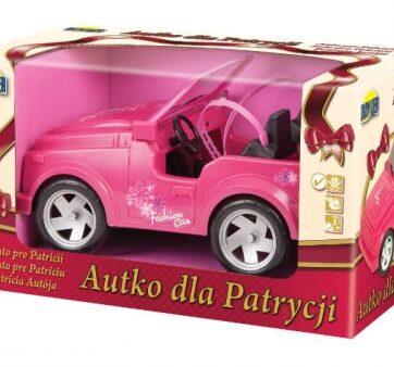 Zdjęcie Autko dla lalki Patrycji kabriolet - producenta DROMADER