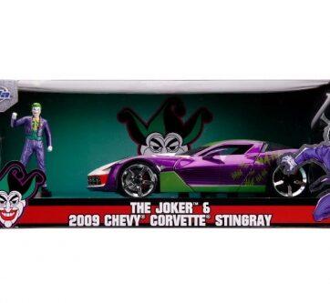 Zdjęcie Auto Chevy Corvette Stingray 2009 1:24 - producenta DICKIE
