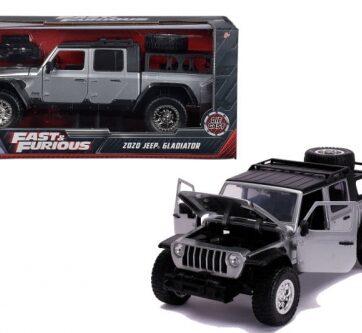 Zdjęcie Auto Fast&Furious Szybcy i wściekli Jeep Gladiator 1:24 JADA - producenta DICKIE