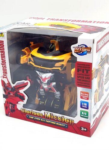 Zdjęcie Auto - Transformers zdalnie sterowane RC - producenta NORIMPEX