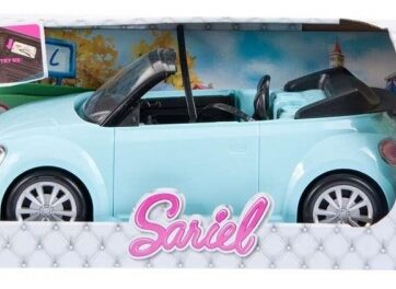 Zdjęcie Auto dla lalki kabriolet na baterie - producenta EURO-TRADE