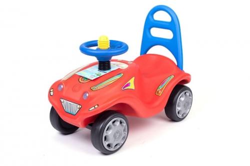 Zdjęcie Auto pchacz mini mobile czerwony - producenta MARGOS