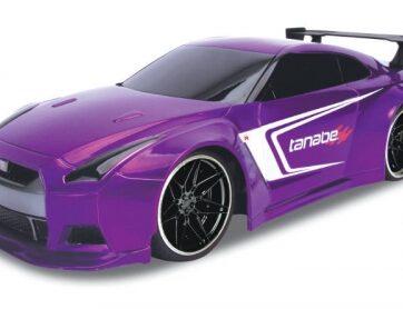 Zdjęcie Auto zdalnie sterowane RC Nissan GT-R 1:16 - Dickie - producenta DICKIE