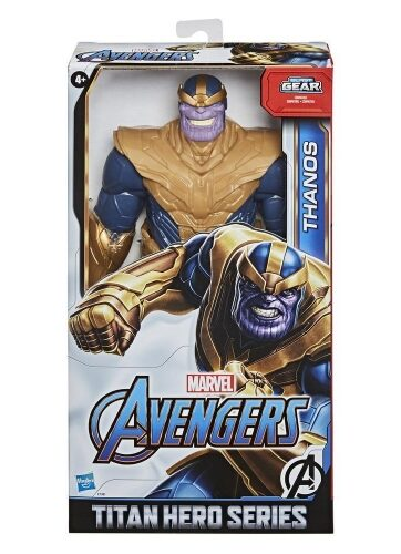 Zdjęcie Avengers Titan Hero Thanos figurka deluxe - producenta HASBRO