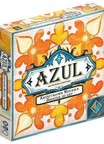 Zdjęcie Azul Kryształowa mozaika - dodatek do gry podstawowej REBEL - producenta REBEL