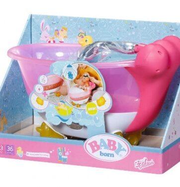 Zdjęcie BABY born® Interaktywna wanienka z prysznicem - producenta ZAPF CREATION