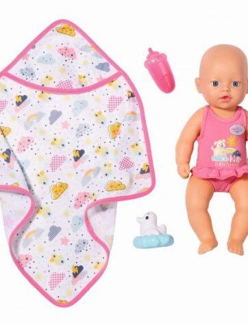 Zdjęcie BABY born® Mała laleczka kąpielowa 30cm - producenta ZAPF CREATION