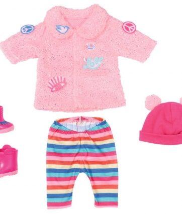 Zdjęcie BABY born® Modny płaszcz dla lalki - producenta ZAPF CREATION