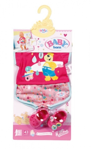 Zdjęcie BABY born® Pidżama z bucikami - producenta ZAPF CREATION