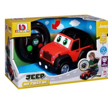 Zdjęcie BB Junior Jeep Mój pierwszy samochód - producenta COBI