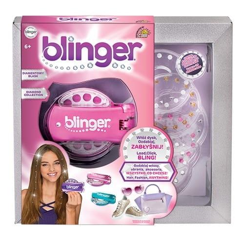 Zdjęcie BLINGER Urządzenie do ozdabiania kryształkami - producenta COBI