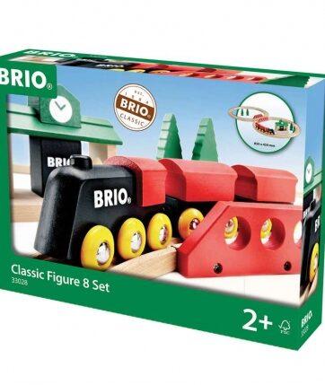 Zdjęcie BRIO 33028 Kolejka podstawowa Ósemka - producenta RAVENSBURGER