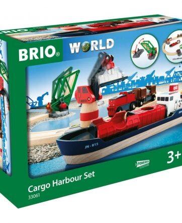 Zdjęcie BRIO 33061 Port przeładunkowy - producenta RAVENSBURGER
