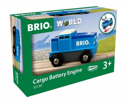 Zdjęcie BRIO 33130 Lokomotywa towarowa - producenta RAVENSBURGER