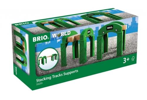 Zdjęcie BRIO 33253 Wsporniki do układania torów - producenta RAVENSBURGER