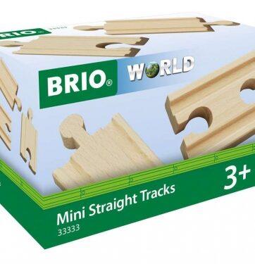 Zdjęcie BRIO 33333 Łączniki do torów A - producenta RAVENSBURGER