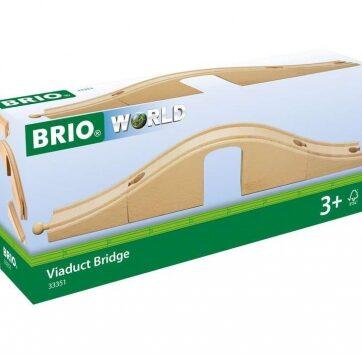 Zdjęcie BRIO 33351 Wiadukt drewniany - producenta RAVENSBURGER