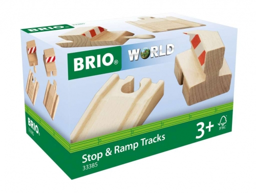 Zdjęcie BRIO 33385 Bufory do torów - producenta RAVENSBURGER