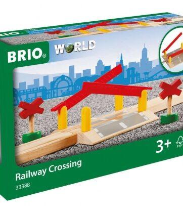 Zdjęcie BRIO 33388 Przejazd kolejowy - producenta RAVENSBURGER