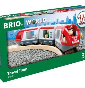 Zdjęcie BRIO 33505 Pociąg osobowy - producenta RAVENSBURGER