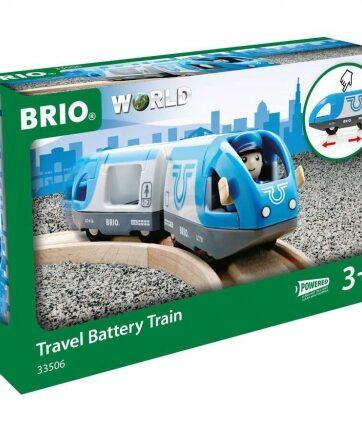Zdjęcie BRIO 33506 Pociąg osobowy - producenta RAVENSBURGER