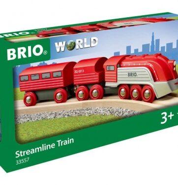 Zdjęcie BRIO 33557 Szybki pociąg - producenta RAVENSBURGER
