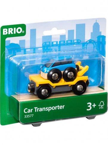 Zdjęcie BRIO 33577 Wagon do przewozu samochodów - producenta RAVENSBURGER