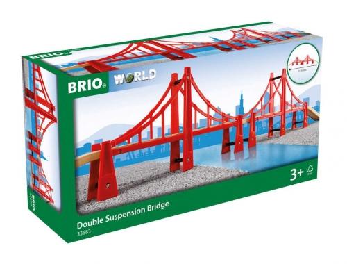 Zdjęcie BRIO 33683 Podwójny most - producenta RAVENSBURGER