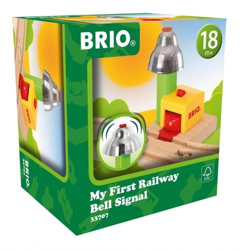 Zdjęcie BRIO 33707 Mój Pierwszy sygnał dźwiękowy - producenta RAVENSBURGER