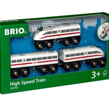 Zdjęcie BRIO 33748 Pociąg Expressowy - producenta RAVENSBURGER