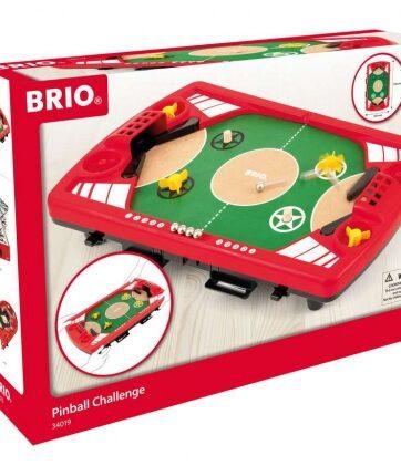 Zdjęcie BRIO 34019 Pinball Wyzwanie gra zręcznościowa - producenta RAVENSBURGER