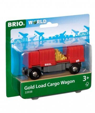Zdjęcie BRIO Wagon ze złotem - producenta RAVENSBURGER