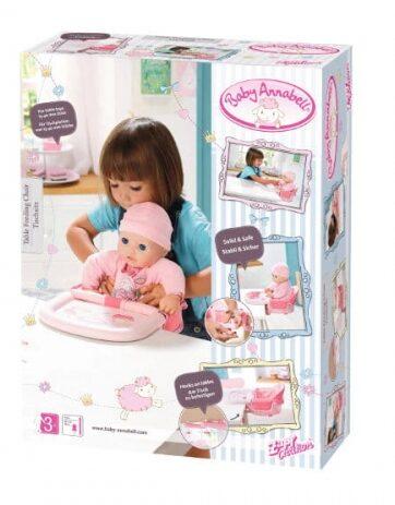 Zdjęcie Baby Annabell® Krzesło do karmienia lalek - producenta ZAPF CREATION