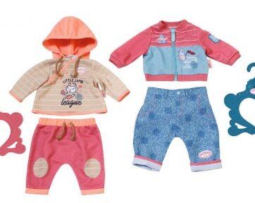Zdjęcie Baby Annabell® Zestaw ubranek dla chłopca i dziewczynki - producenta ZAPF CREATION