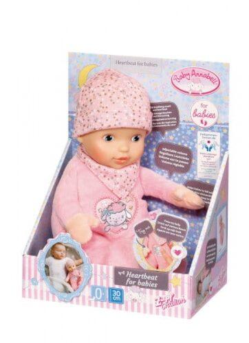 Zdjęcie Baby Annabell® z biciem serca - producenta ZAPF CREATION