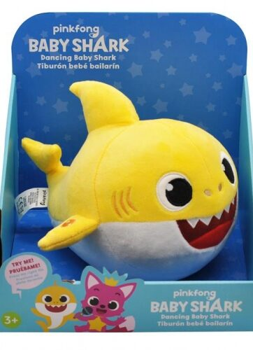 Zdjęcie Baby Shark tańczący MBS-01002 - producenta NAVO