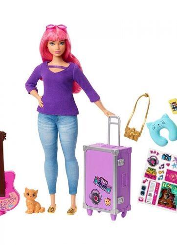 Zdjęcie Barbie Daisy w podróży - producenta MATTEL